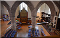 SO5040 : Interior, All Saints' church, Hereford by Julian P Guffogg