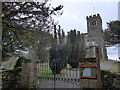 SD3389 : St Paul, Rusland: gate by Basher Eyre