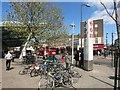 TQ3186 : Outside Finsbury Park Station 2 by Des Blenkinsopp