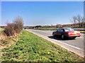 SJ1075 : A55, North Wales Expressway by David Dixon