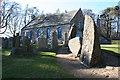 NJ6906 : Midmar Kirk Recumbent Stone Circle (6) by Anne Burgess