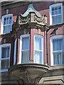 NZ2463 : Clarendon House, Clayton Street West, NE1 - oriel window by Mike Quinn