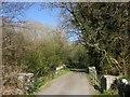 SX1984 : Bridge over the Inny by Derek Harper