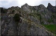 ST4754 : Cheddar Gorge by Michael Garlick