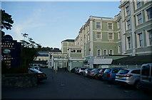SX9364 : Palace Hotel on Babbacombe Road, Torquay by Ian S