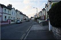 SX9265 : Houses on Babbacombe Road, Babbacombe by Ian S
