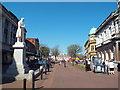 NY4055 : English Street, Carlisle by Malc McDonald