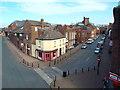 NY3956 : Abbey Street, Carlisle by Malc McDonald