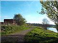 NY3856 : Hadrian's Wall Path, Carlisle by Malc McDonald