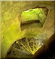 NS3178 : Ardmore Observatory: spiral staircase by Lairich Rig