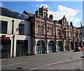SP3379 : Old Fire Station, Coventry city centre by Jaggery