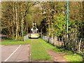 SD8304 : Heaton Park Tramway by David Dixon