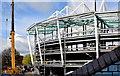 J3272 : New stands, Windsor Park, Belfast - April 2015(3) by Albert Bridge