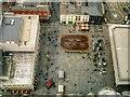 SJ3490 : View from St John's Beacon - Williamson Square by David Dixon