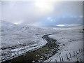 NN6671 : River Garry by John Lucas