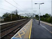 TQ5686 : Upminster station by Marathon