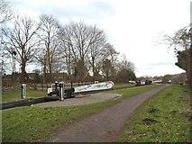 SO8690 : Marsh Lock Scene by Gordon Griffiths