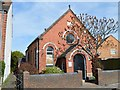 SJ7950 : Audley: Orthodox (former Methodist) church by Jonathan Hutchins