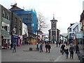 NY2623 : Main Street, Keswick by Malc McDonald