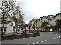 NY3307 : Grasmere village by Malc McDonald