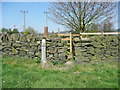 SE0723 : Sowerby Bridge FP079 (12), stile by Humphrey Bolton