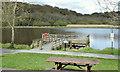 J4947 : Film set by the Quoile Pondage, Downpatrick (May 2015) by Albert Bridge