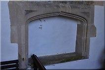 SK8707 : Egleton: St. Edmund's Church: Sedilia by Michael Garlick