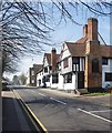 """TL4821 : """"The Boar's Head"""" public house, Bishop's Stortford by Jim Osley"""