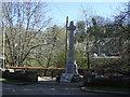 NU1800 : War Memorial, Felton by JThomas