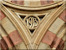 J3372 : The Old Library, Queen's University, Belfast - May 2015(2) by Albert Bridge