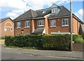 SU8154 : New builds - Clarence Road by Sandy B
