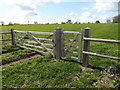 TM3272 : Field entrance & footpath by Geographer