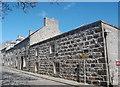 NJ9308 : Terraced cottages, High Street, Old Aberdeen by Bill Harrison