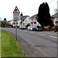 SN6213 : Bilingual Henoed/Elderly people sign, Llandybie Road, Ammanford by Jaggery