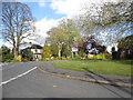 SU7079 : Kidmore Lane at the junction of Reade's Lane by David Howard
