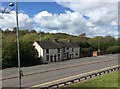 SJ8544 : Stoke-on-Trent: houses on A34 Newcastle Road by Jonathan Hutchins
