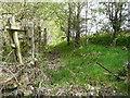 SE0723 : Sowerby Bridge FP079 (N13) leaving Milner Royd Lane by Humphrey Bolton