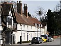 SP2054 : Stratford Old Town, The Dower House and Avon Croft by David Dixon