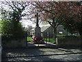 NZ0965 : War Memorial, Horsley by JThomas
