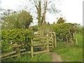 SJ8707 : Staffs Way Gate by Gordon Griffiths
