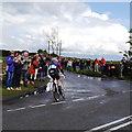 SE2143 : A rider from Team Wiggins, Tour de Yorkshire by Rich Tea
