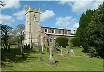 SK6514 : Church of St Michael, Rearsby by Alan Murray-Rust