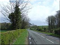 NU0440 : B6353 towards Fenwick  by JThomas