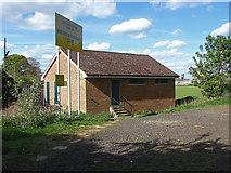 TQ0866 : Hersham Football Club by Alan Hunt