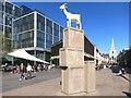 TQ3381 : I Goat, Spitalfields by Des Blenkinsopp