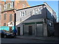 TQ3278 : Derelict building on Manor Place by Stephen Craven