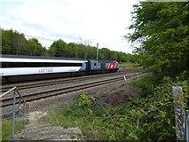TF0611 : Virgin East Coast Main Line train by Richard Humphrey