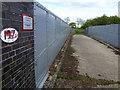 TF0611 : Bridge over the East Coast main line near Banthorpe Lodge by Richard Humphrey