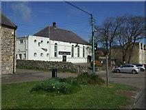 NU1033 :  Belford Community Club by JThomas