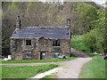 SK2382 : Cottage by Stephen Burton